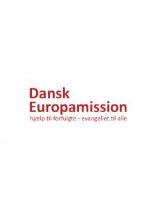 dansk europamission logo